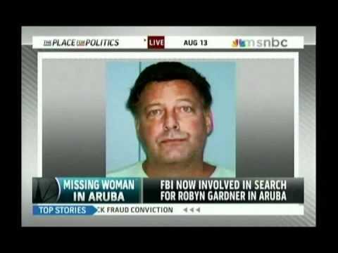 Criminal Profiler Pat Brown Comments On Missing Woman Robyn Gardner