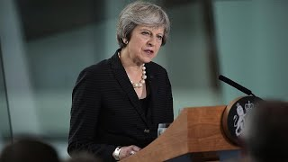 May's Brexit plans for Northern Ireland: What you need to know