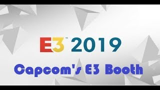 LIVE From E3 2019: Capcom Booth Footage, Incredible Collectible On Display!s