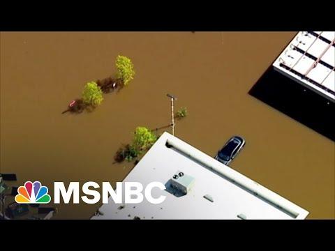 Mayor of Elizabeth, New Jersey On Ida Flooding Aftermath, Death Toll