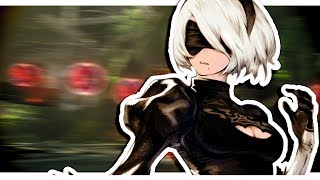 【 NIER: AUTOMATA 】Side Questing to the Flooded City - Part 6