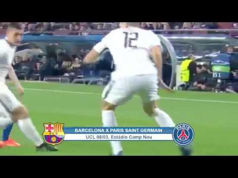 Download F C Barcelona Vs Psg 6-1 Goals Highlights 08 03 2017 Champions Leagues