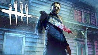 МАЙКЛ МАЙЕРС ВЫПИЛИЛ ВЕСЬ СВОЙ РАЙОН! (DEAD BY DAYLIGHT) / (The Friday 13th: The Game)
