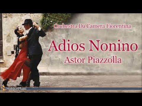 Adiós Nonino ( Astor Piazzolla ) - Orchestra da Camera Fiorentina