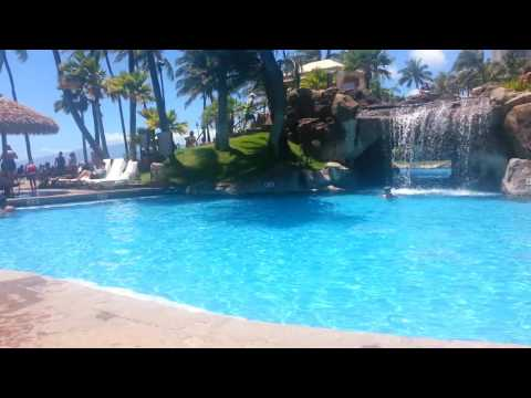 Poolside @ The Westin Maui Resort