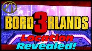 New Borderlands 3 Easter Egg Reveals New Planet Location Borderlands 3 Easter Egg