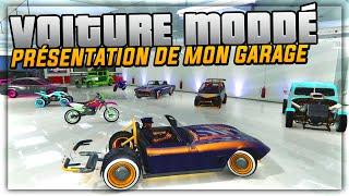 Présentation de Mon Garage de Voiture Moddé sur GTA 5 Online !