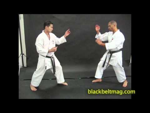 "How to Defeat Karate Opponents Using ""Fakes"""