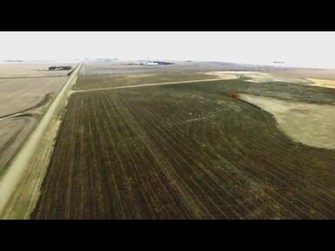 Farm land by Riceton Sk