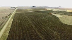 Farm land by Riceton Sk