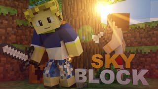 Minecraft Skyblock - ADA YAPIYORUZ - Bölüm 1