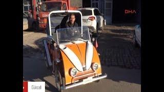 1500 Liraya Otomobil Yaptı Aracı Görenler Dönüp Bir Daha Bakıyor