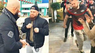 Моряка приняли Чеченцы в Грозном! Встреча с Перс Дагестанцем, извинился перед Шлеменко