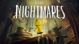 видео Прохождение Little Nightmares