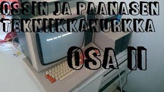 Ossin Ja Paanasen Tekniikkanurkkaus Osa 2 Luxor ABC 800