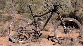 Giant Trance Advanced SX 27.5: 2014 Bible of Bike - Mountain Bike Tests