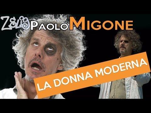Paolo Migone - La donna moderna   Zelig
