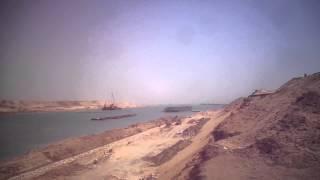 الانتهاء من 70%من نقل مياه النيل أسفل القناة فى أكبر سحارة فى العالم