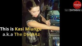 Kasi Mlungu gets thrashed for