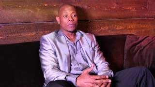 Calvin Richardson Talks Working With Angie Stone