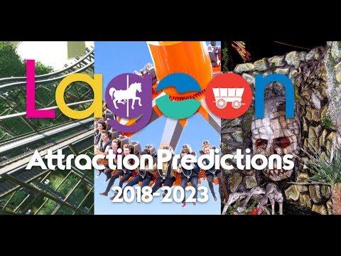 Attraction Predictions 2018-2023: Lagoon Amusement Park