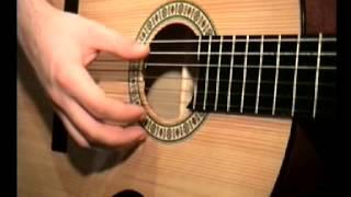 Большой палец - Уроки игры на гитаре