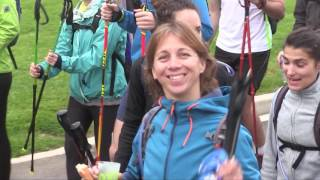 8ème OXFAM TRAILWALKER - Avallon, Morvan, France - Édition 2017