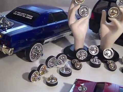 Rudysridez Hydraulics Lowriders Plastic Models R C Custom G Wheels You