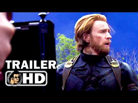 AVENGERS: INFINITY WAR B-Roll Footage Trailer | IMAX (2018) Marvel Superhero Movie HD