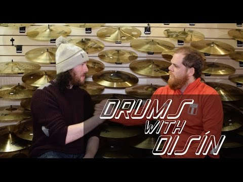 A conversation with Cote Calmet (Part 2) - Drums With Oisín (MMTV)