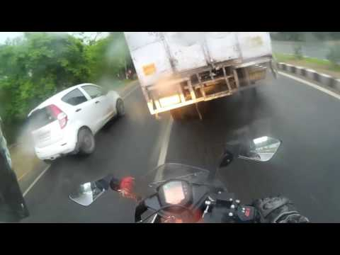 Sunday Ride - Gurgaon-Faridabad Road