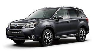 Замена лобового стекла на Subaru Forester в Казани.