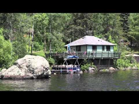 Lady Bug Lodge and Shagawa Lake Marina