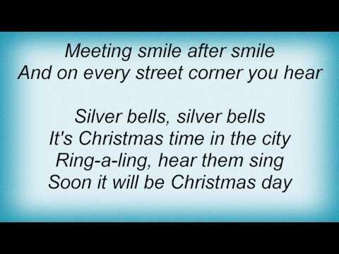 Stevie Wonder - Silver Bells Lyrics