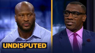 James Harrison on why the Eagles should remove their Super Bowl banners | NFL | UNDISPUTED