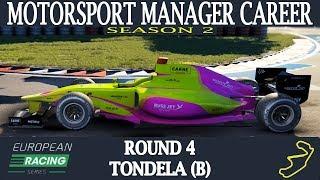 آخر مؤلمة السباق بالنسبة لنا ؟ | تنديلا (ب) | مدير رياضة السيارات الموسم 2 ep5