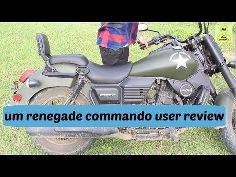 UM renegade commando user review  honest  .
