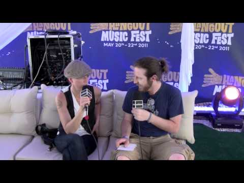 Brandi Carlile interview at Hangout Music Fest 2011