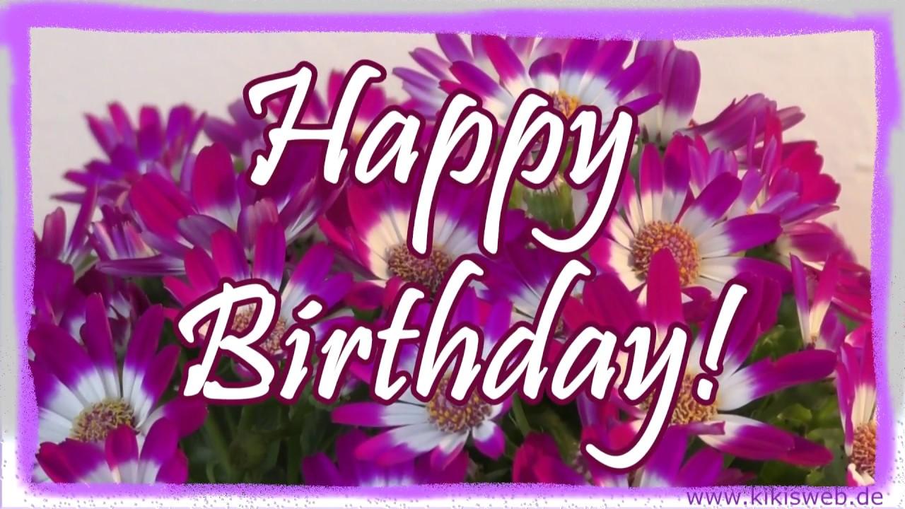 Glückwünsche Zum Geburtstag