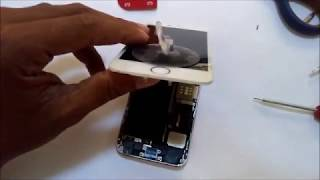 How to fix - iPhone 5S touch not working