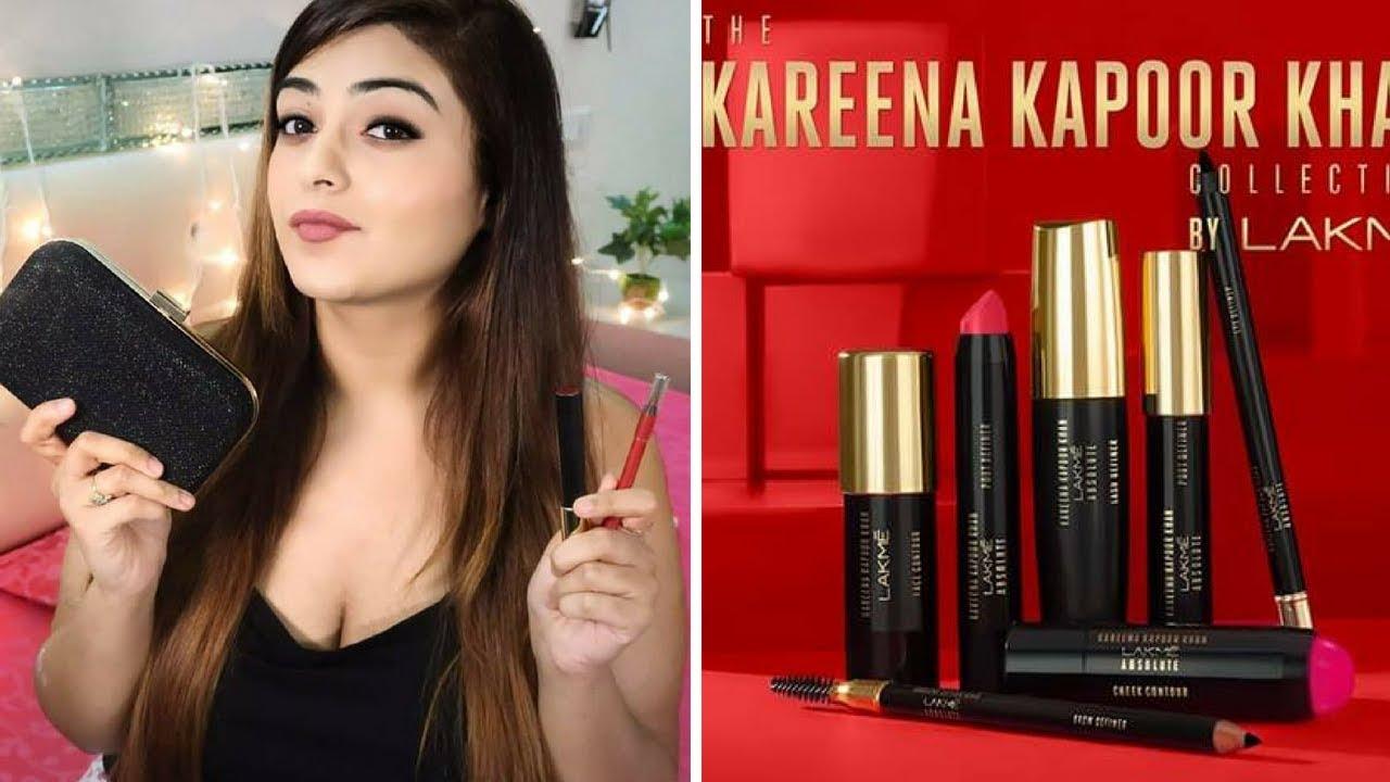 Lakme Absolute Kareena Kapoor Khan Makeup Collection ...