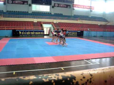 [HKPD] Nhảy aerobic bài tự chọn