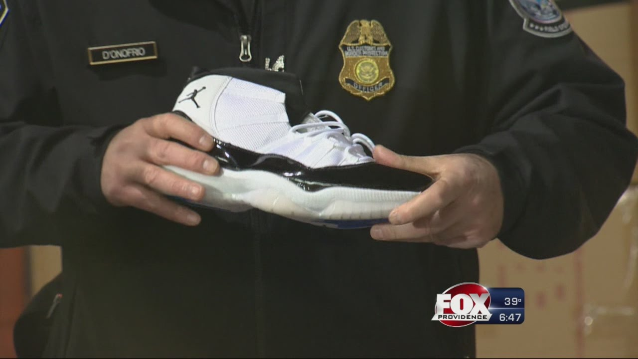 US Customs Working to Stop Flow of Counterfeit Products