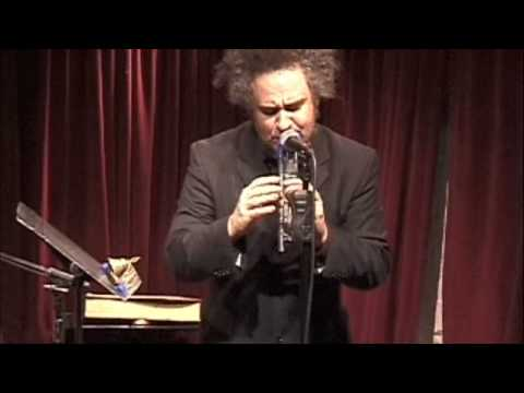 "Sxip Shirey - ""Blood of the Blood"" , Live @ Cornelia St. Cafe, NYC"