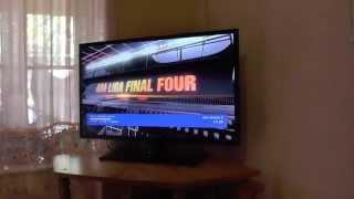 Samsung UE32F5000 повне HD Led TV розпакування і початкова настройка