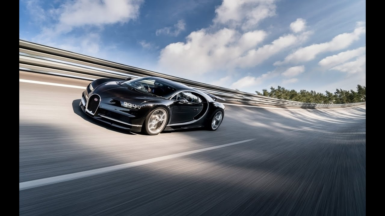 Bugatti Chiron Speed From 0 To 300 In 15 Seconds Youtube