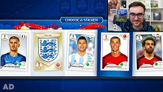 WORLD CUP STICKER FUT DRAFT!!! Fifa 18 FUT Draft World Cup Sticker Edition