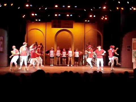 """High School Musical 2: Onstage! - """"I Don't Dance"""""""