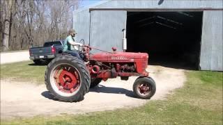 1940 Farmall H Tractor