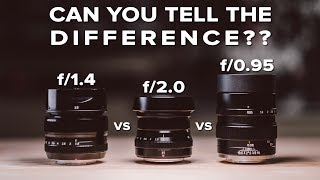 Blind Test: Fuji 35mm f1.4 vs Fuji 35mm f2 vs Mitakon 35mm f0.95 thumbnail